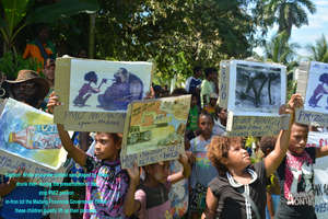 Stop PMIZ Petition Presentation