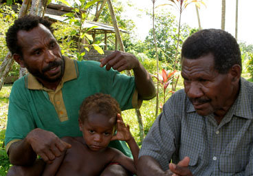 Land is Life - Land Justice for Papua New Guinea