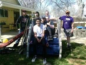 Jovial Garden Volunteer Team