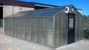 Edgewater Elementary Greenhouse