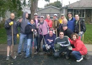 Jovial Garden Volunteers
