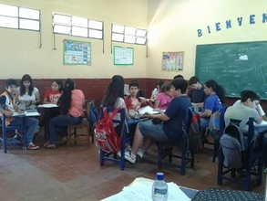 Courses held at Misiones on June, 2015