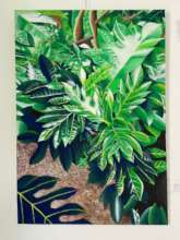 """Breadfruit Tree From the """"Lush SVG"""" show"""