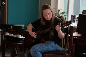 A local musician on International Guitarists' day