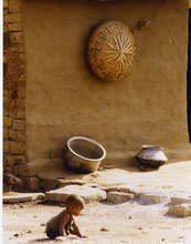 Tribal home