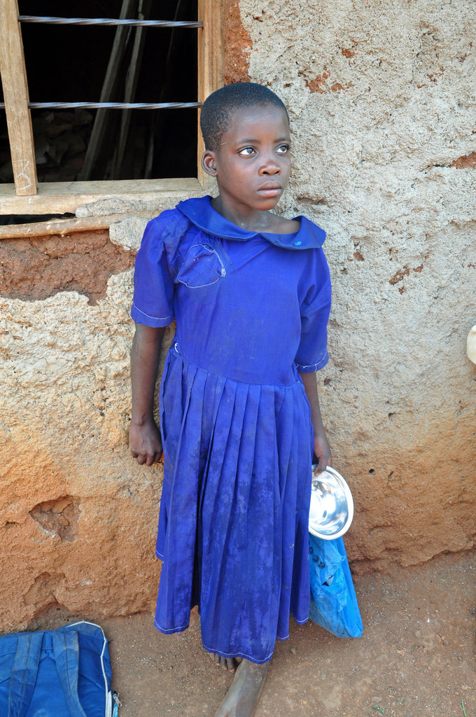 Provide school lunch to 3100 hungry Kenyan kids