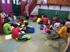 Tuition for Udaan beneficiaries.