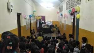 Children's day celebration.
