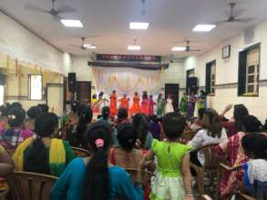 Annual drama event by Udaan beneficiaries.