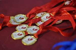 Medals, 15th anniversary