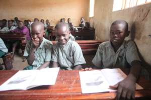 Thank you for supporting students in South Sudan!