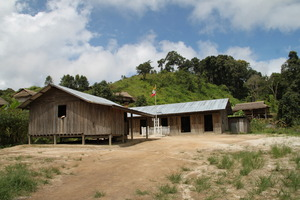 The school at Loi Lum