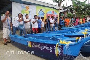 Brand New Fishing Boats Beneficiaries