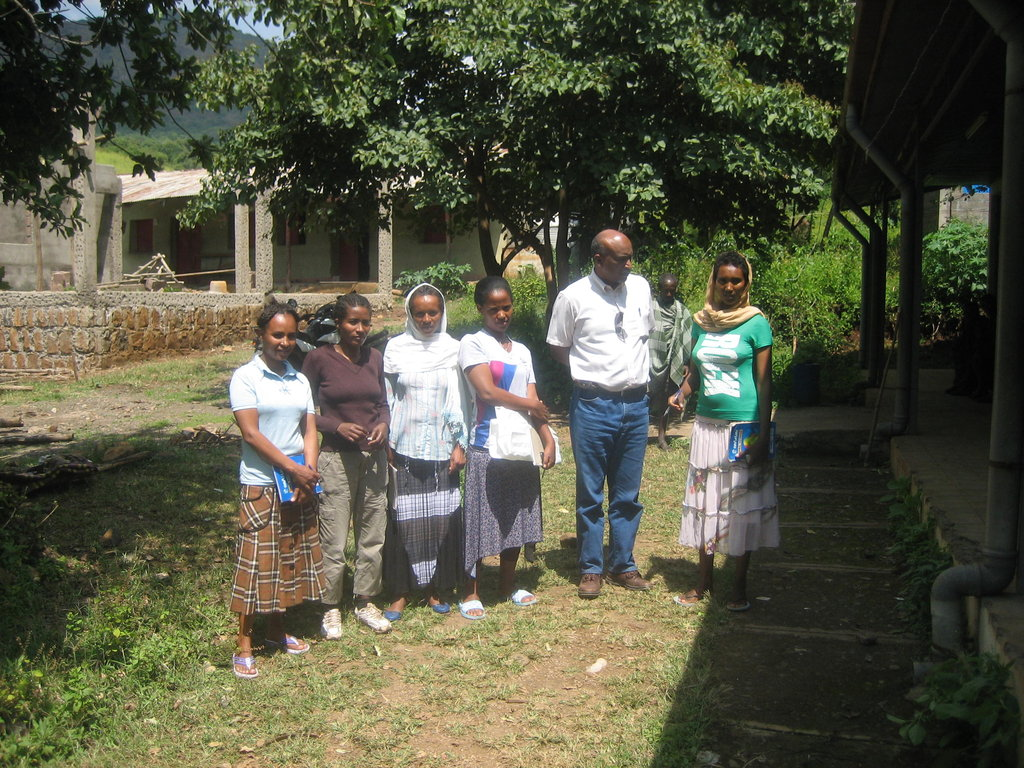 Supporting Rural Health Centres in Ethiopia