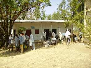Rural health centre, Ethiopia