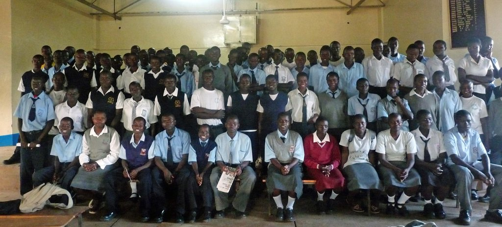 Educate 135 orphaned secondary students in Kenya
