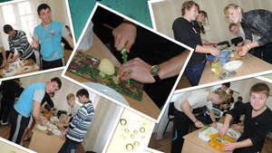 Cooking workshop (Dnipropetrovsk)