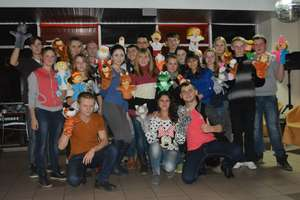 Soft toy making workshop (Kharkiv region)
