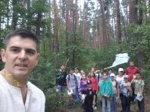 Hiking again