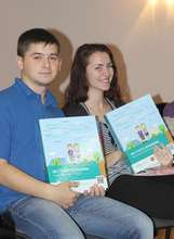 Training manuals to guide youth in work with peers