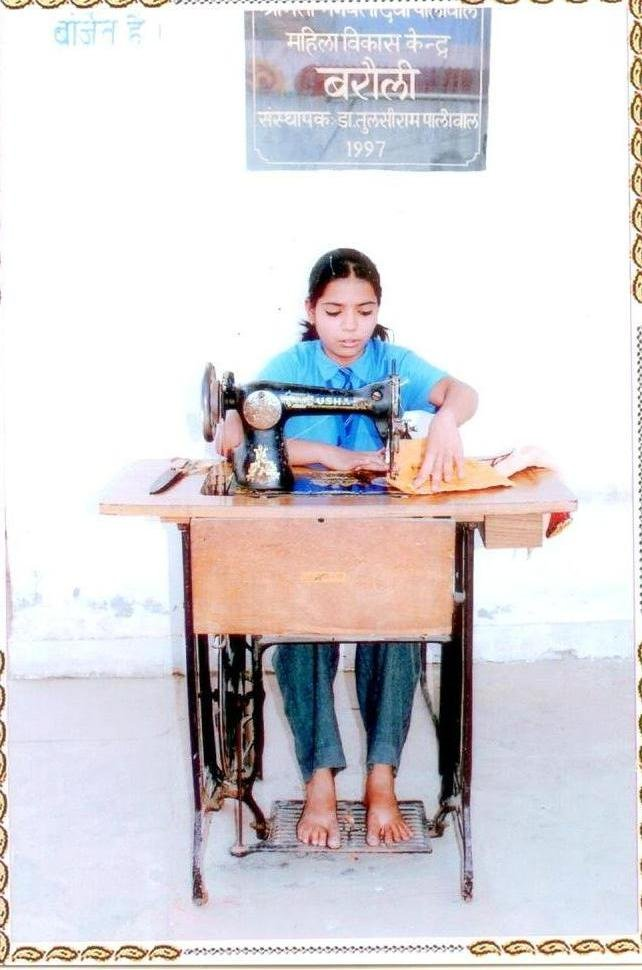Education to Poor Rural Indian Child(One year)