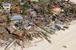 damaged coastal community - REUTERS/Raul Banias