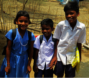 Foster Care for 100 Orphan Children in India