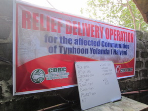 Relief Delivery Operations banner