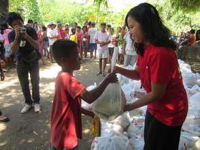 Relief Goods Distribution