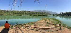 65 Acre Island Retreat Centre in Shan State