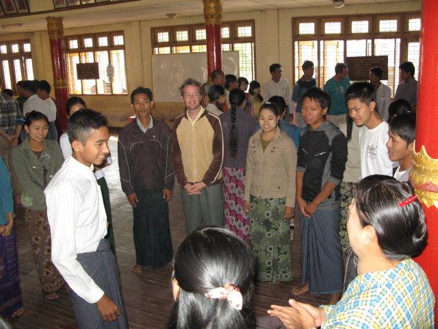 Support Teacher Trainings in rural Myanmar