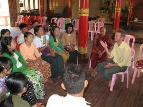 Teacher Training in Monastic School