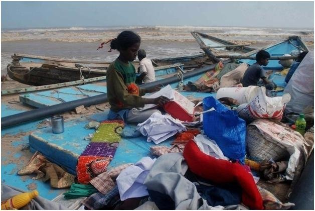 Donate to Cyclone PHAILIN Relief Fund in Odisha - GlobalGiving