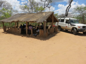 Rural health post