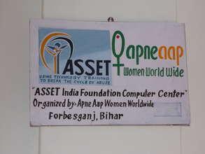ASSET center-Forbesgunj