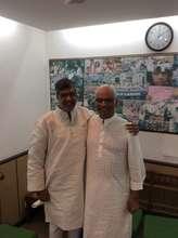 President Obama & NobelLaureate Kailash Satyarthi