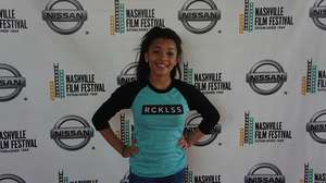 Jaida at the Nashville Film Festival