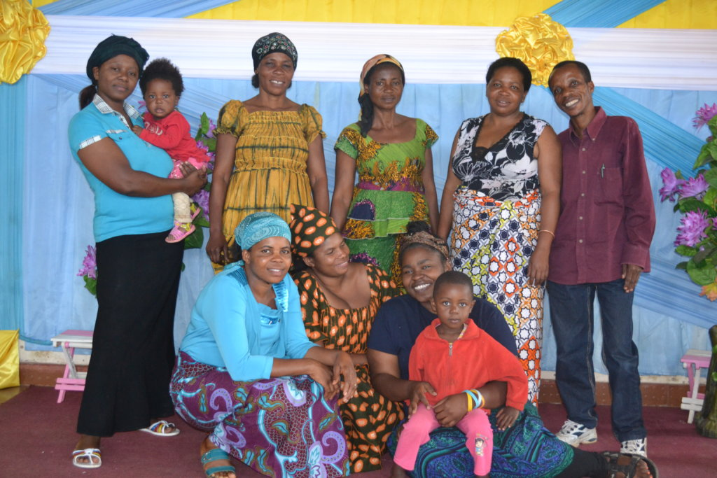 Raise HOPE for Women in Eastern DRC (Congo)