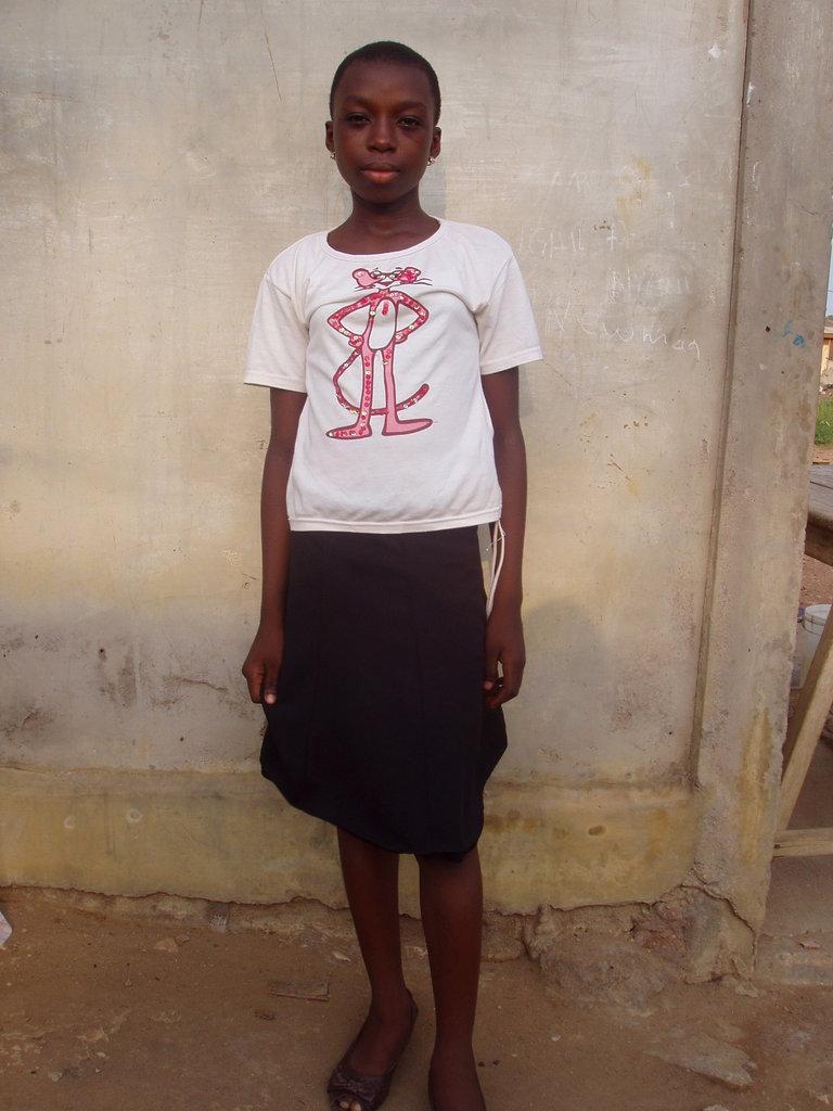 Help teenager Abigail go to School (Ghana)