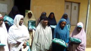 The women of Gadan