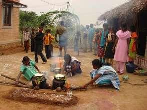 Festival Celebration - Pongal