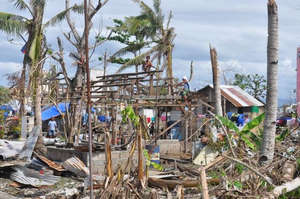 The devastation in Tacloban is absolute