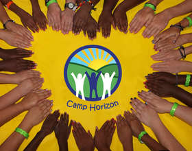 Send Kids in Foster Care to Camp Horizon Programs