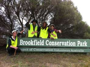 Our amazing volunteers!