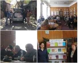 Book Presentation in Senaki