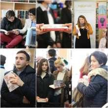 Radarami's 18th Book Launch In Batumi