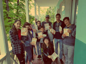 Readers from Marneuli, October 19