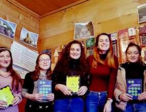 """Reading Group """"Tabuni"""" meeting in Batumi"""