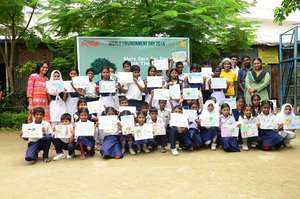 Green activities for World Environment Day