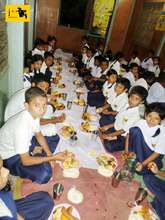 Iftar at Chittagong School